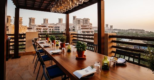 The Stay-Safe Supper Club: folly by Nick & Scott | Grazia Middle East