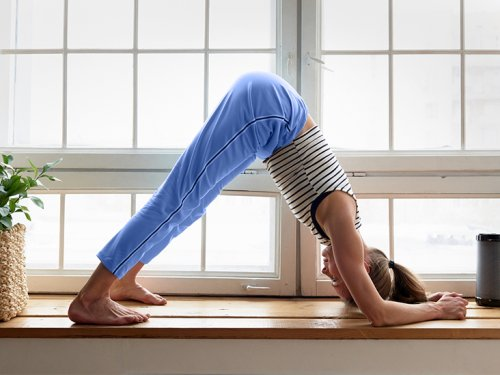 Fall Head Over Heels for These Yoga Inversion Poses