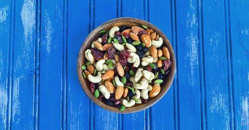 21 Delish Trail Mix Recipes w/ a Healthier Twist