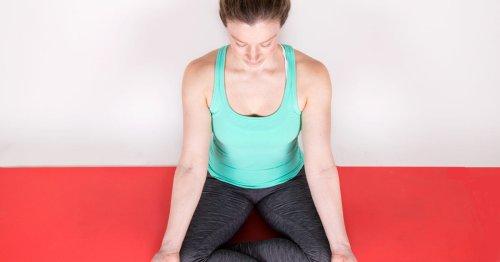 Basic Yoga Moves Cheat Sheet