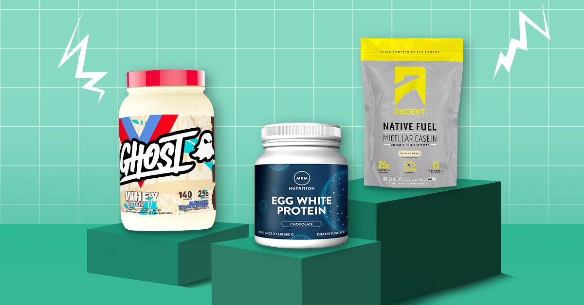 The 17 Best Protein Powders of 2020: Whey, Casein, and Plant-Based