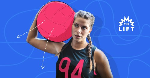 A Ball of Energy: Building Explosiveness with a Slam Ball Workout