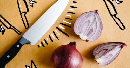 How to Cut an Onion Without Crying (We Tried Everything!)