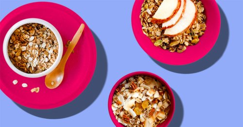 12 Delicious Fall Granola Recipes to Make at Home