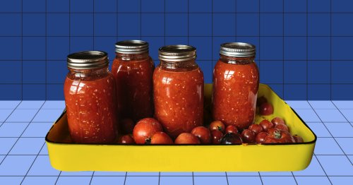 Let's Get Sauced: How to Can Tomatoes at Home