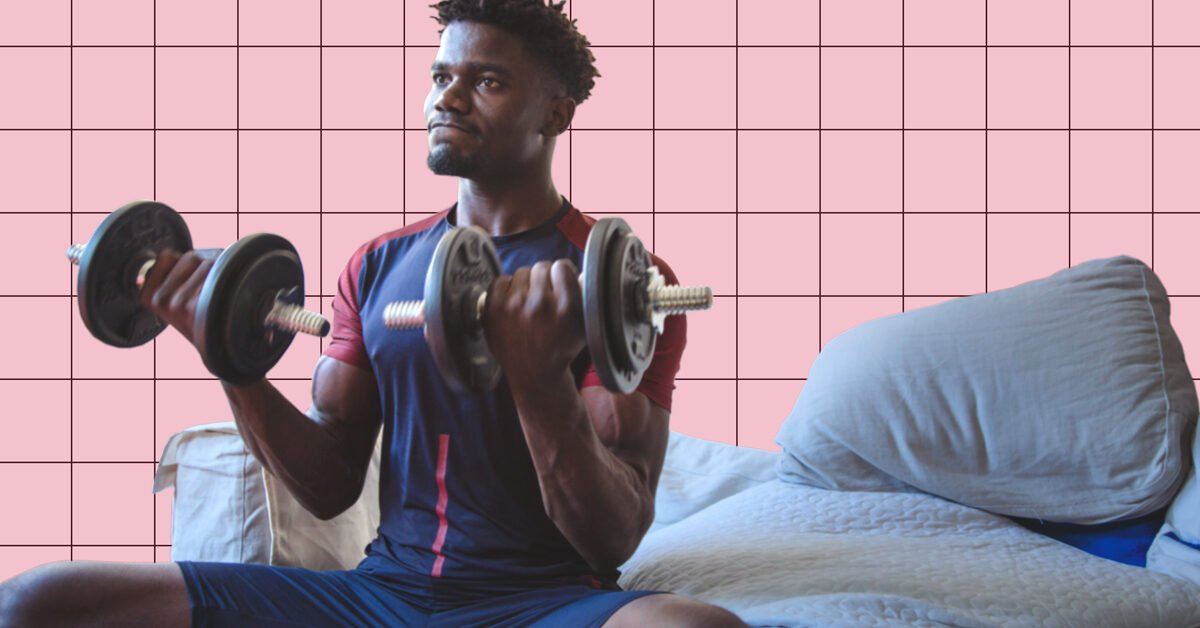 Gym Rat No More: 18 At-Home Exercises to Build Muscle