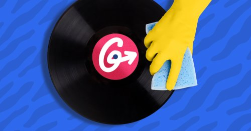 Break Up with Your Stuff with This Spring Cleaning Playlist