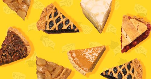 Get Hyped! We've Rounded Up the Best Holiday Pie Recipes