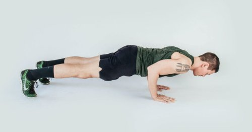 Do the Perfect Push-Up
