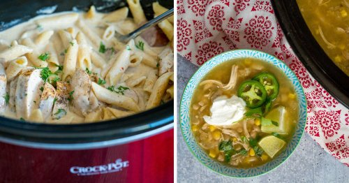 5-Star Slow Cooker Chicken Recipes