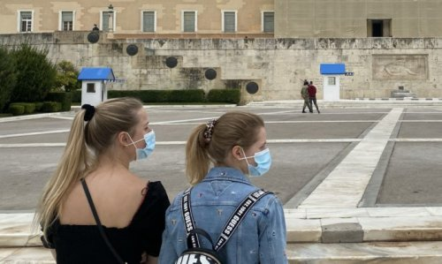 New Covid-19 Cases in Greece Continue to Rise