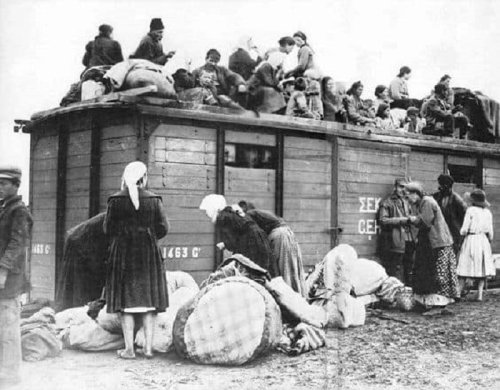 The Ethnic Cleansing of Greeks from Gallipoli in 1915