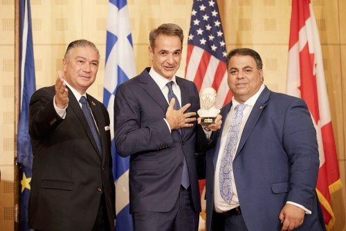 AHEPA Supreme Convention Underway in Athens, Greece