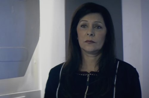 """Marina Sirtis on Leaving USA: """"I Can't Be In That Country Anymore"""""""