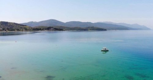 Travel to Greece's Majestic Evia Island