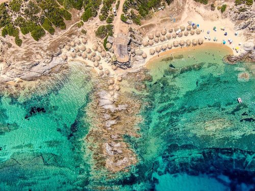 Halkidiki: The Top Ten Best Beaches on Greece's Spectacular Peninsula