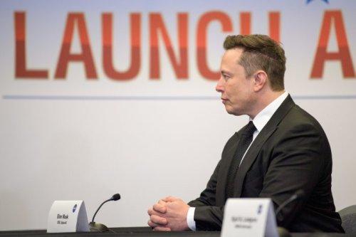 Elon Musk Mocks Biden in Tweet After Successful SpaceX Mission