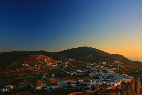 Folegandros: An Unspoiled Greek Island Paradise