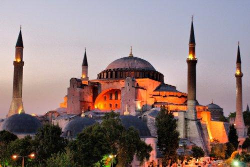 Legends About What Lies Under Hagia Sophia