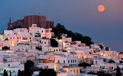 Patmos: The Aegean Island of the Apocalypse