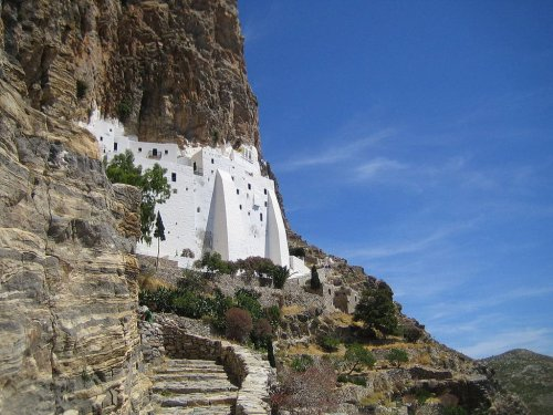 The Unexpected Reason the Greek Island of Amorgos was Trending