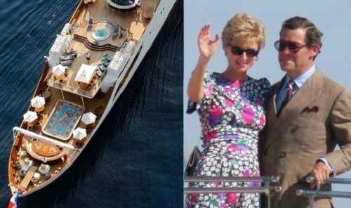 """Onassis Legendary Yacht """"Christina O"""" the Setting for the Crown Series 5"""