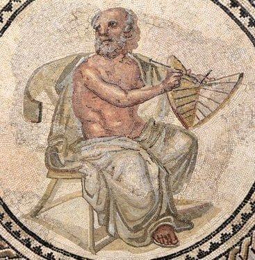 Ancient Greek Anaximander Drew First Map of Known World
