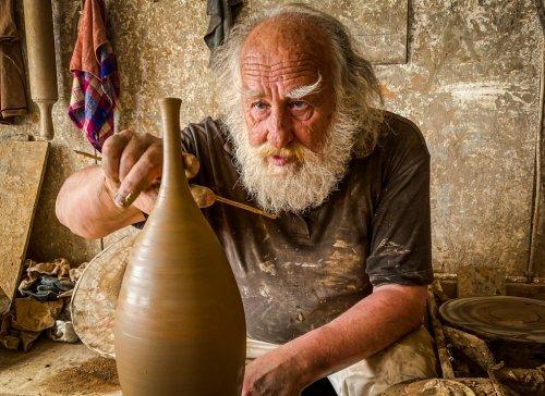 Santorini's Master Potter on the Timeless Art of Greece