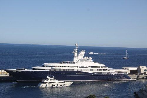 Qatar Sheikh's Super Yacht Spotted Off Greece's Skiathos