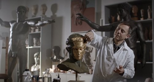 The Magic of Creating Replicas of Ancient Greek Masterpieces
