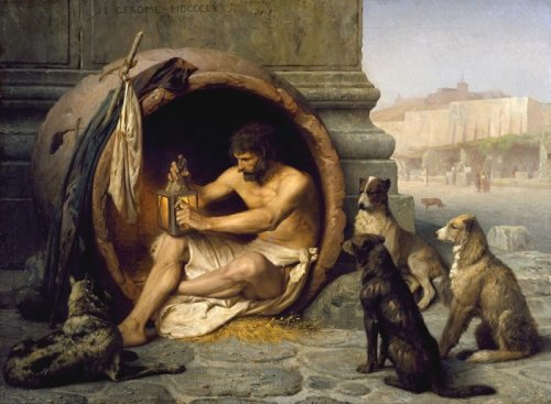 Was Greek Philosopher Diogenes the Cynic the First Anarchist?