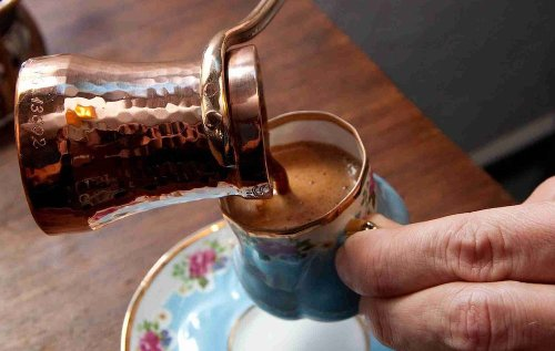 Why Do Greeks Try to See Their Fortune in a Coffee Cup?