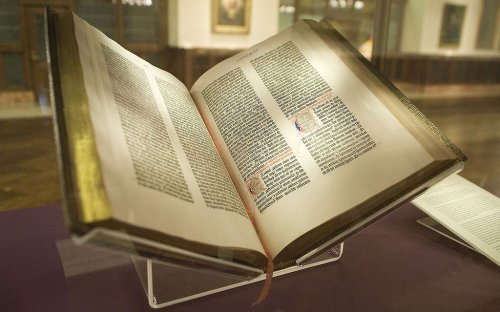 First Translation of the Bible, the Septuagint, was in Greek