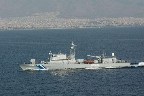 Greece's Coast Guard Sends Bill to Rescued Couple