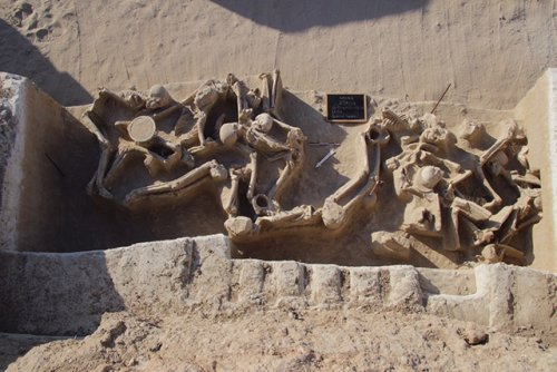 Shackled Greek Skeletons Might Tell Story of Rise of Ancient Athens