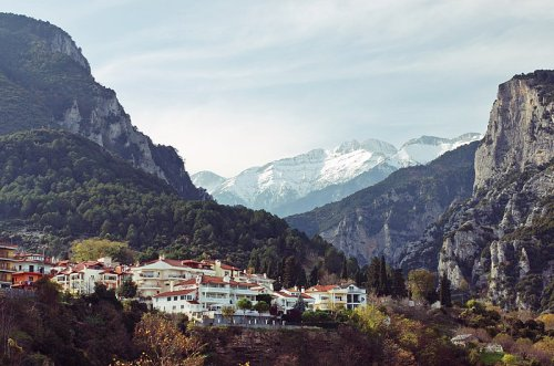 Visiting the Greek Gods on Mount Olympus and Litohoro
