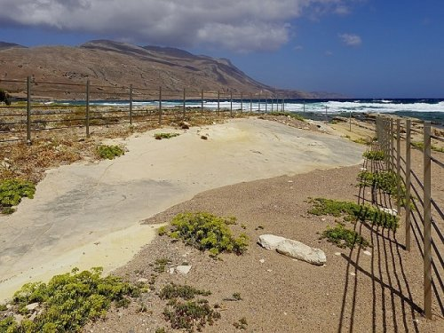 New Evidence on Crete Footprints Indicates They're 6.5 Million Years Old