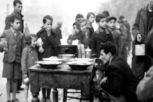 What Starving Greeks Ate During the Nazi Occupation