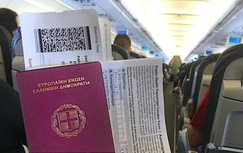How to Get a Greek COVID Vaccine Passport for Travel