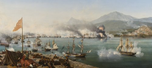Battle of Navarino: A Milestone in the Greek War of Independence