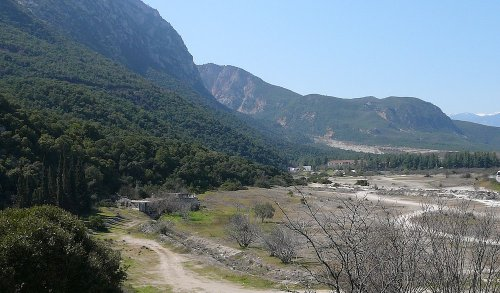 Manuscript Reveals Battle Between Greeks and Goths at Thermopylae