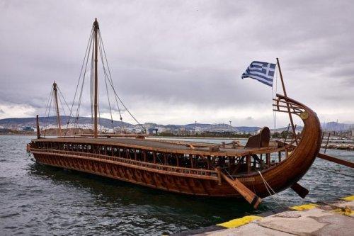 Did Ancient Greeks Reach America Long Before Columbus?