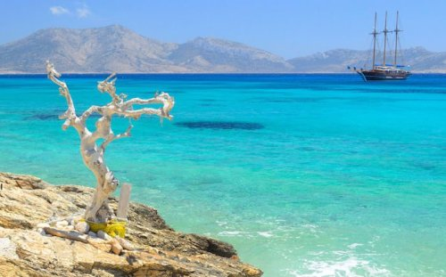 Uninhabited Island Destinations in Greece : Uncharted Paradise