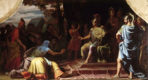 The Oracle that Stopped Alexander the Great's Invasion of India