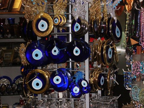 Fifth-Century AD Evil Eye From Israel Shows Talisman Popular There