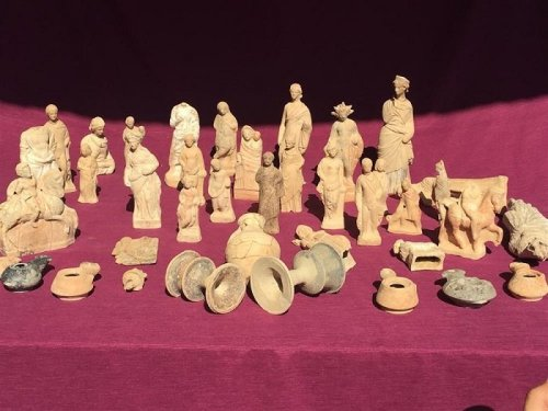 Greek Gods Come to Life in Archaeological Finds from Turkey
