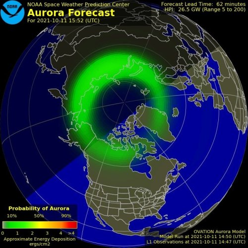 Solar Flare Will Hit Earth Later Today, Cause Power Grid Issues