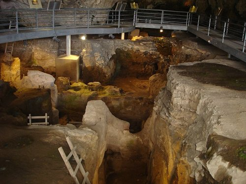 Theopetra Cave: The Oldest Human Construction on Earth