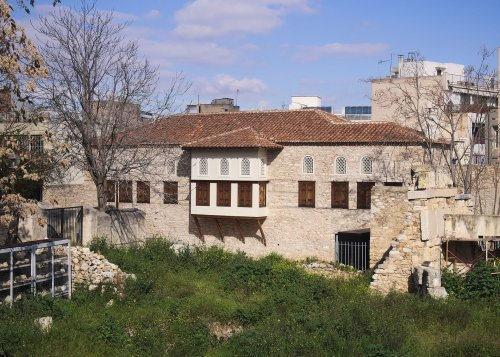 The Venizelos Mansion: The Oldest House in Athens is Also a Museum