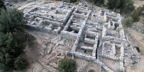 New Secrets Unearthed at Minoan Palace of Zominthos on Crete